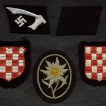 """Ознаке 13 СС брдске """"Ханџар"""" дивизије"""