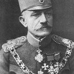 Војвода Живојин Мишић. (Његов син, мајор Александар, спасао је живот Дражи 1941)