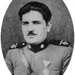 Поручник Новак Витковић, командант Завођског батаљона Билећке бригаде Требињског корпуса. Рођен 1909. у Билећи, преминуо 1985. у Канади