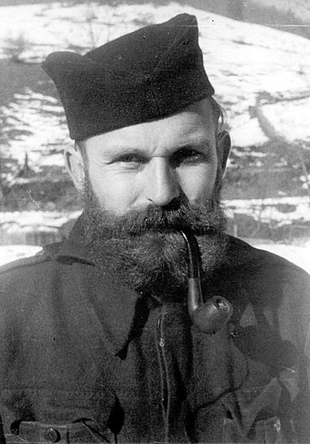 Инжењер Владимир Предавец на Равној Гори