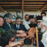 рослава Видовдана на Соколцу 1995. године ФОТО: Саша Савовић