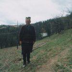 Један од ретких житеља Аџиних ливада, надомак Крагујевца.