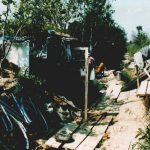 раница на коридору код Брчког, јуна 1994. године СНИМИО: Горан Вељковић
