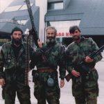 Српски војници из Вишеграда, априла 1995. године СНИМИО: Горан Вељковић