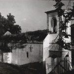 Спаљена српска црква у Копачима крај Горажда, јула 1994. године СНИМИО: Саша Савовић