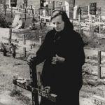 На гробљу у Братунцу СНИМИО: Саша Савовић