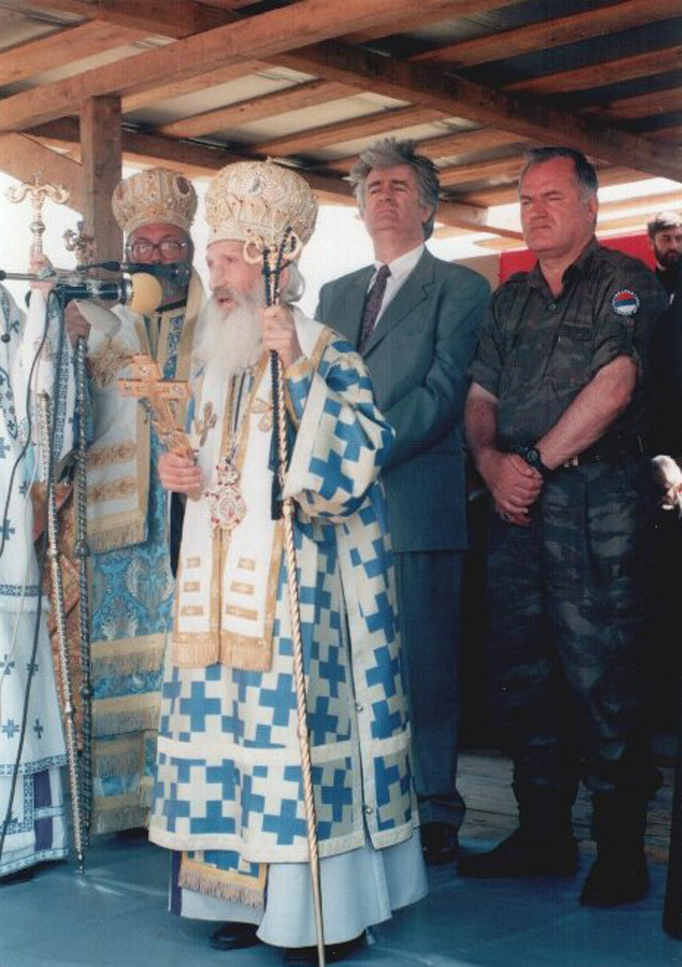 Image result for radovan karadzic i ratko mladic