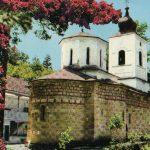 Црква Свете Тројице у Крагујевцу, Стара црква, задужбина кнеза Милоша