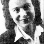 Радмила Шпиљевић, матуранткиња Учитељске школе, повереник Женске равногорске омладине санитета