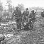 Краљево, октобра 1941. Немачки војник који је погинуо у борбама против четника