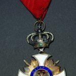 Cvjetičanin`s Medal - 1 reverse