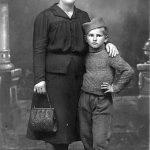 Милунка Пауновић из Крагујевца. Пошто су је убили одузели су три радње у центру града, оставивши без ичега троје малолетне деце и мужа инвалида из Првог светског рата