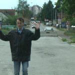 Пролеће 2015, снимање изјаве у Модричи, за епизоде 15. и 16 ТВ серије ''Краљевина Југославија...'' Модричи су четници ослободили од усташа на Српску нову годину 1995.