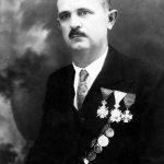 Никола Алемпијевић, Солунац, ратни инвалид, трговац. Рехабилитован је.