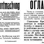 Немачки проглас против четника