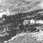 Село Котези код Љубиња после усташког покоља 1941. године