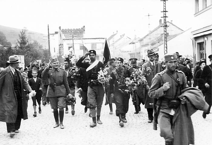 Ужице, 21. септембра 1941. године