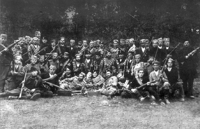 Изглед једне јединице: Мрчајевачки четнички одред Југословенске војске