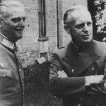"""Кватерник са Рибентропом. За старијег Кватерника Хитлер је једном приликом рекао да је он """"један разбојник у пози државника"""" док је председник мађарске владе под Хортијем Деме Стојаи рекао за њега да је """"обични убица"""".  Његов рођени брат био је Велики жупан у Бихаћу и организатор злочина у тој регији."""