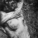 Леш српске жене мучене и убијене у области Чапљине, по наредби логорника Фрање Вега