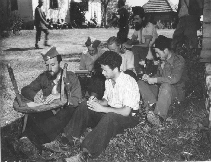 Прањани, 31. августа 1944. Шифрантско одењење Врховне команде