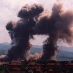 Бомбе на периферији Крагујевца