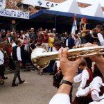 Гуча 2002. Свадбена поворка