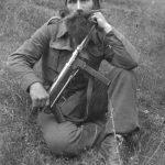 Предраг Богдановић Брка, пратилац пуковника Кесеровића