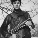 Капетан Јанко Туфегџић, шеф пропаганде Церско-мајевичке групе корпуса
