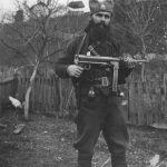 Капетан Душан Јеремић, командант Церске бригаде