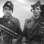 Динарска четничка дивизија: Мирко Загорац и Илија Катић