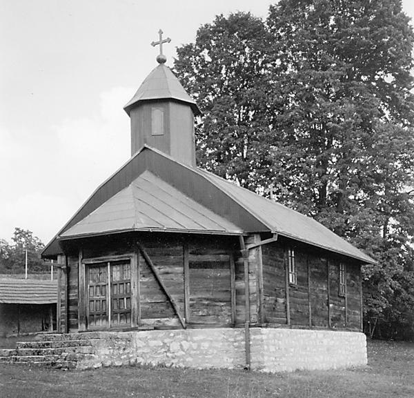 Crkva brvnara PAJAZITOVO