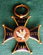 Orden Virtuti Militari, poljski, dobio Draza 1943