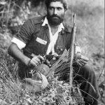 The chetnik Zivota Milosavljevic