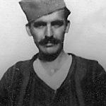 Мајор Драгиша Васиљевић, снимак из 1943.