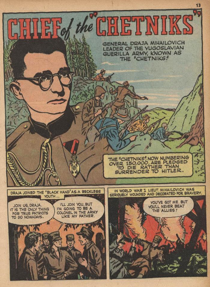 Chief of the Chetniks 1 NET