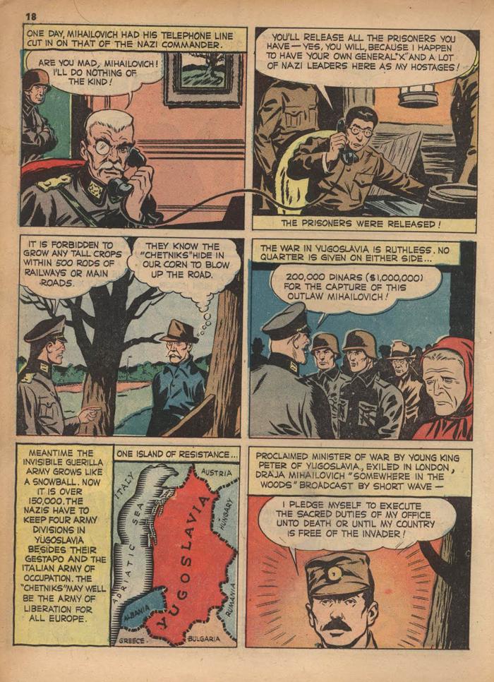 Chief of the Chetniks 6 NET