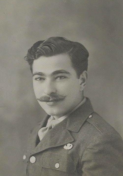Arthur Jibilian January 1945