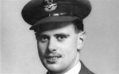 Squadron Leader John Austin, born July 17, 1917, died January 12, 2012