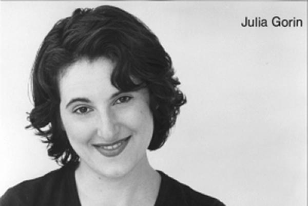 Julia Gorin[1]