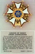 Mihailovich Legion of Merit Medal 1948