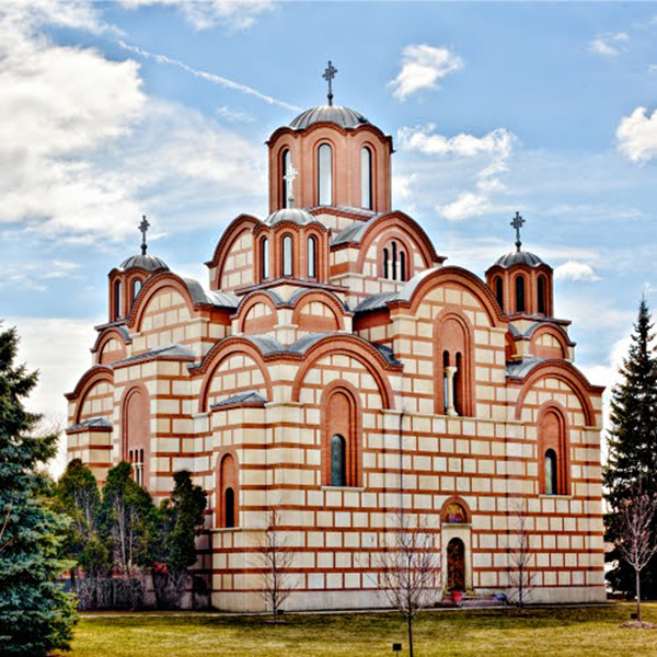New Gracanica Serbian Orthodox Monastery 35240 W Grant Ave. Third Lake IL 60046