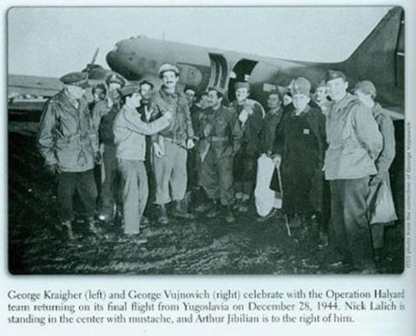 Vujnovich Last day in Yugo Dec. 1944