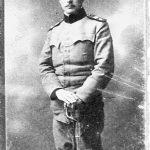 Драгиша Васић као српски официр. Снимљено у Крагујевцу 1912-1915.