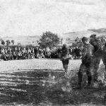 Говор Драгише Васића. Околина Ваљева, 1944.