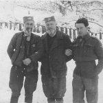 Три мајора: Орељ, Васић и Терзић