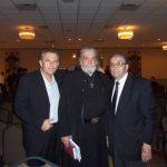 У Чикагу, на Видовдан 2013: Јовица Аћамовић, о. Воја Билбија и Давид Дамјановић