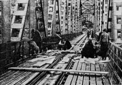 Четници и Британци минирају мост код Вишеграда 7. октобра 1943. године