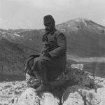 Поручник Мирко Војводић, у автовачком крају априла 1943. године