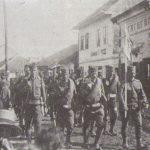 6.Пети пук Дринске дивизије 1. позива из Ваљева креће ка Дрини